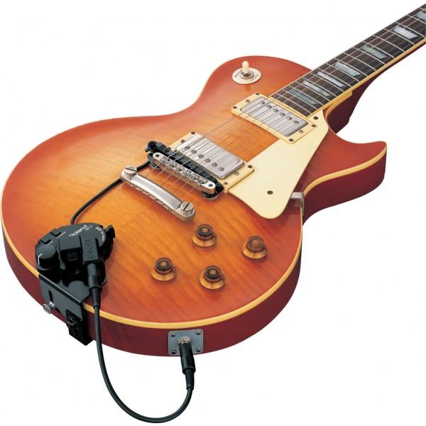 micro guitare hexaphonique