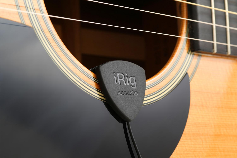 micro guitare hf