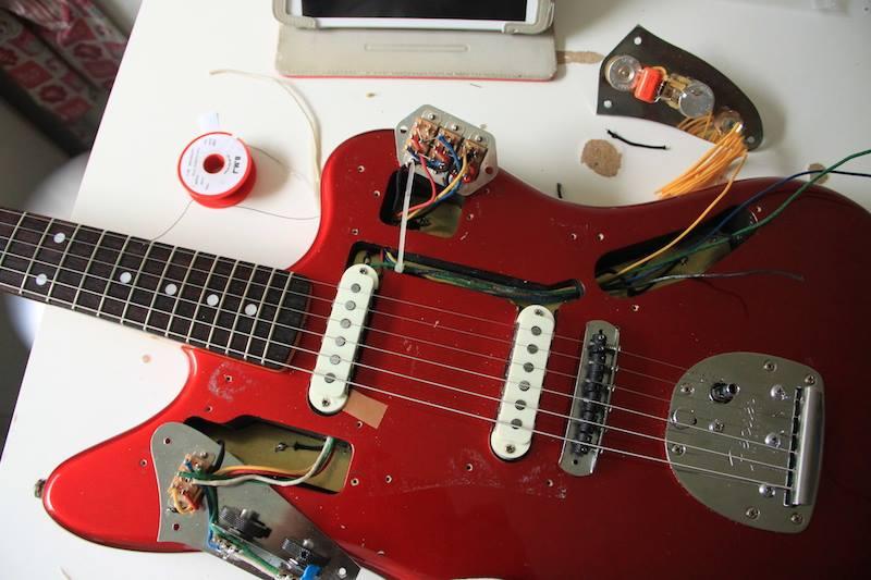 micro guitare jaguar