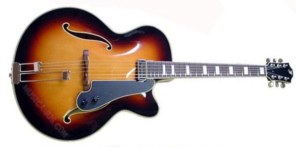 micro guitare jazz gibson