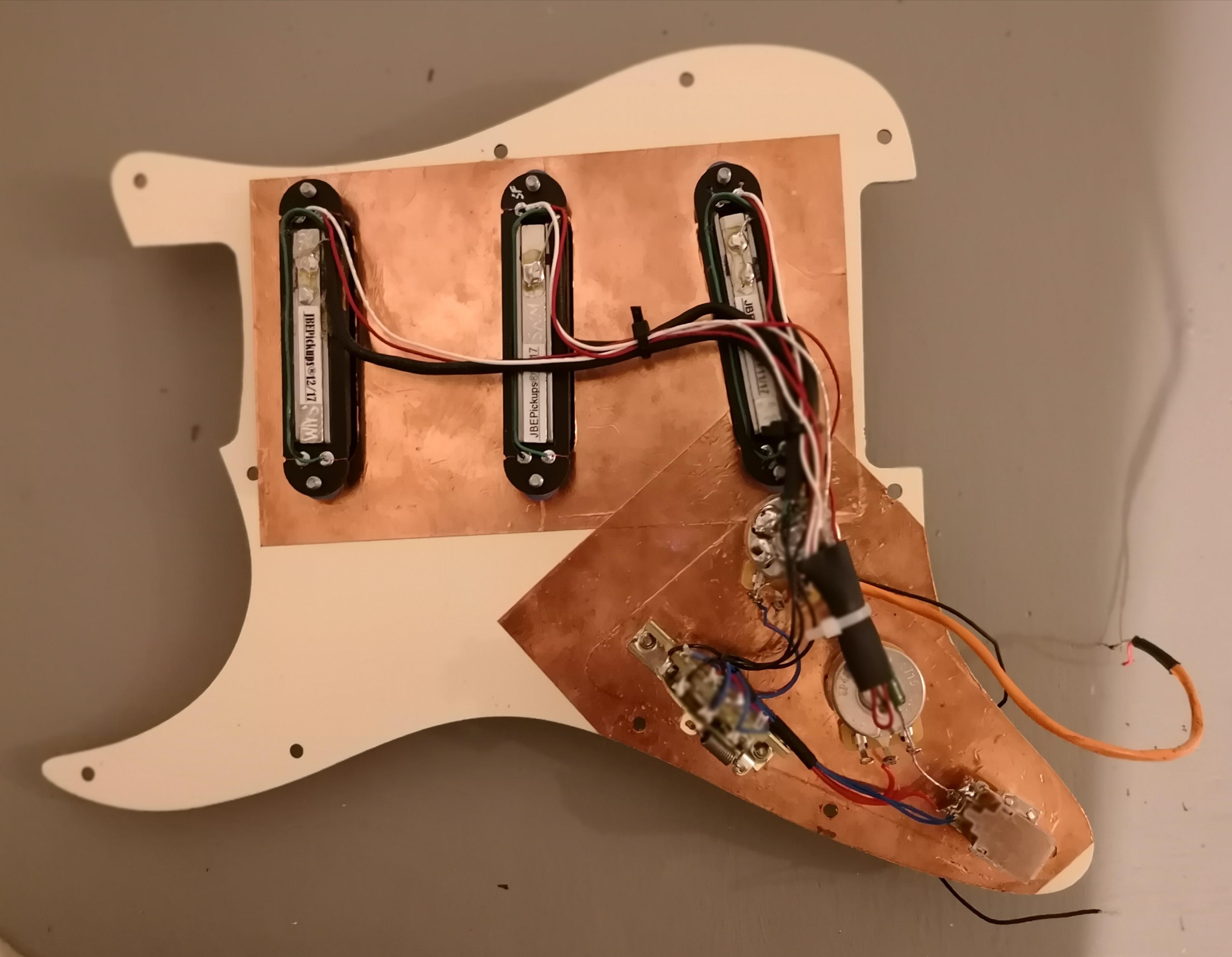 micro guitare joe barden