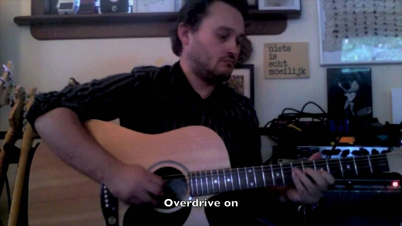 micro guitare john butler