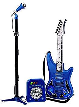 micro guitare jouet