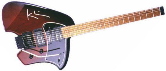 micro guitare klein