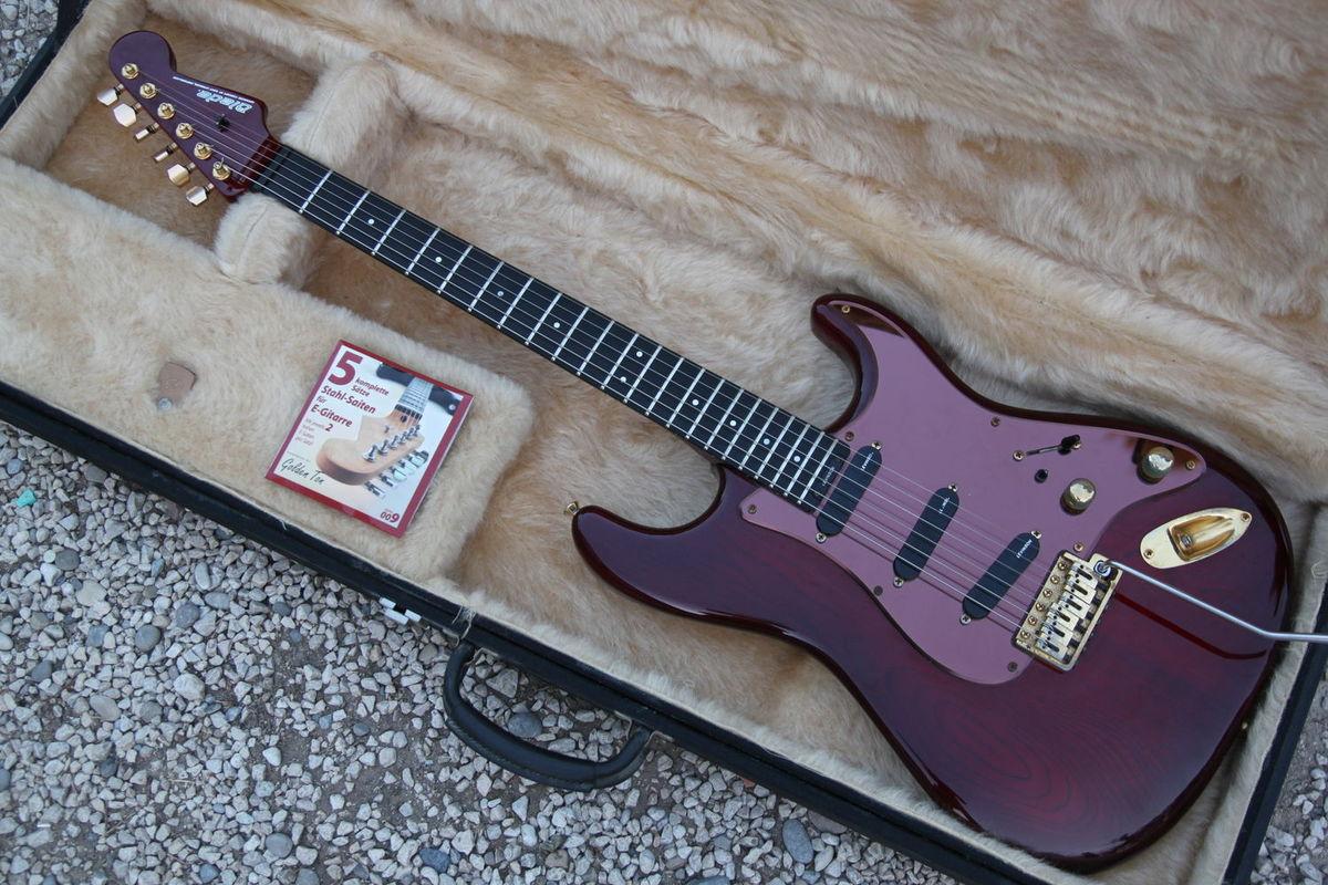 micro guitare levinson