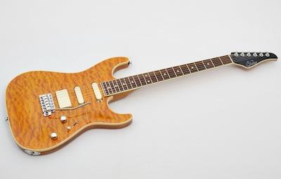 micro guitare mark knopfler