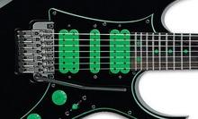 micro guitare microphonique