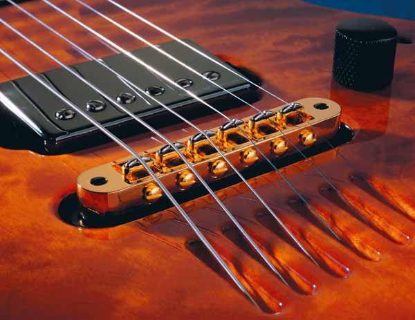 micro guitare niveau de sortie