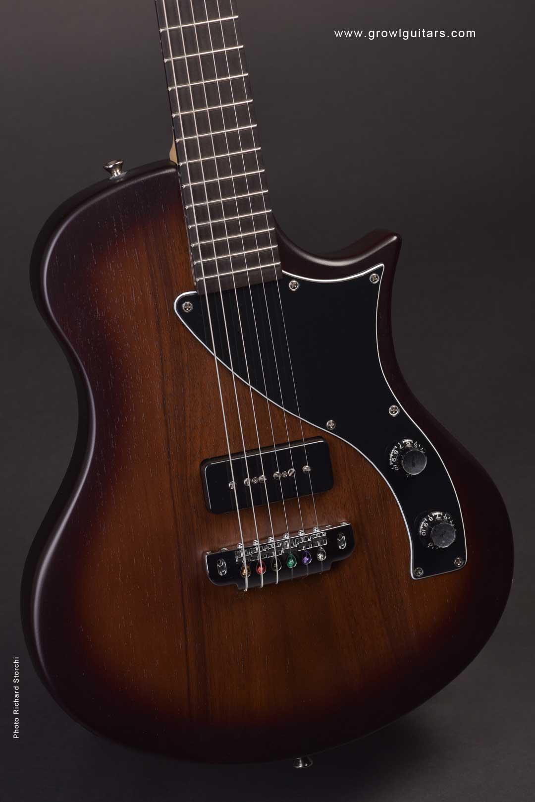 micro guitare p90 gibson