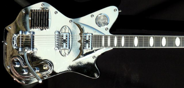 micro guitare pour metal