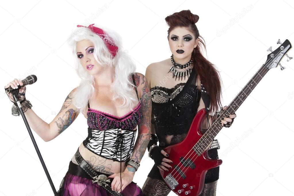 micro guitare punk