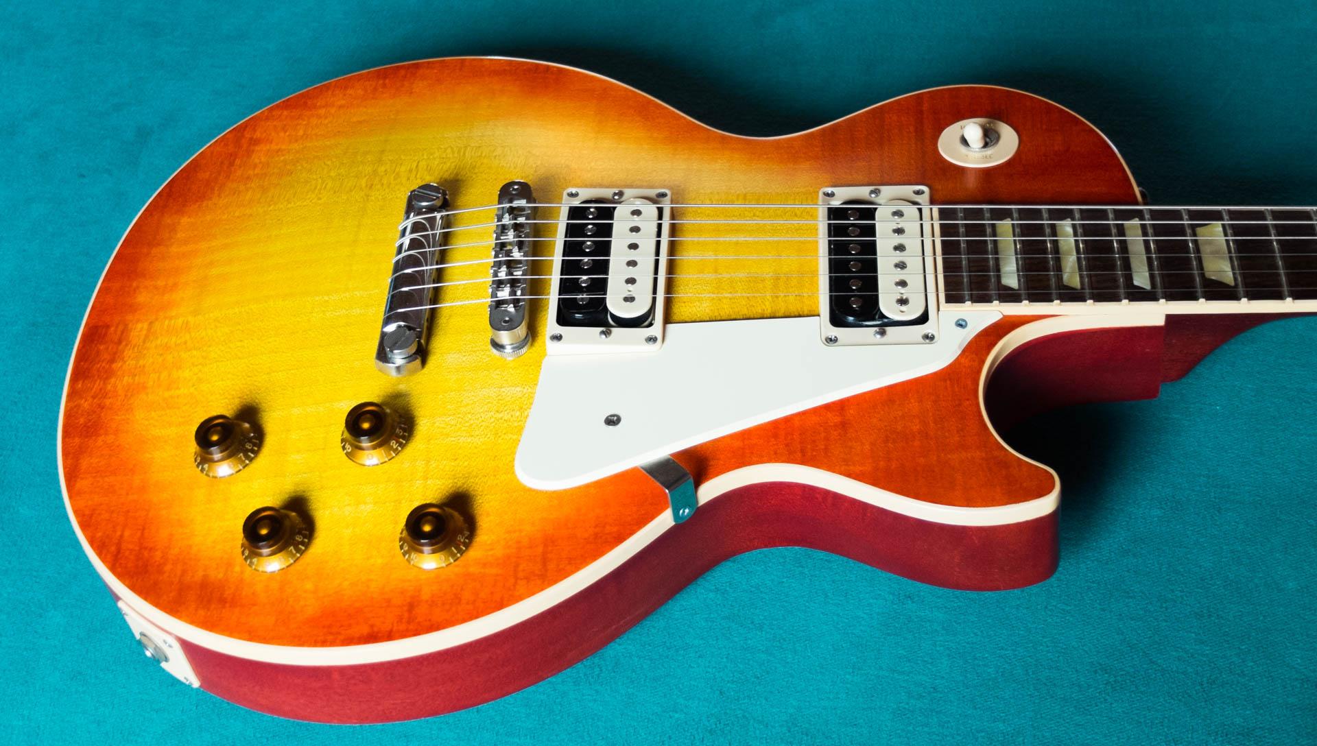 micro guitare qui siffle