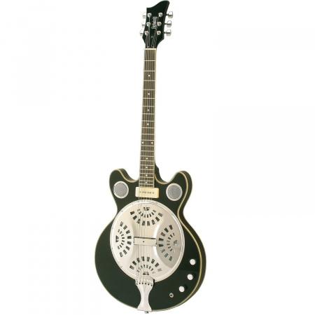 micro guitare resonateur