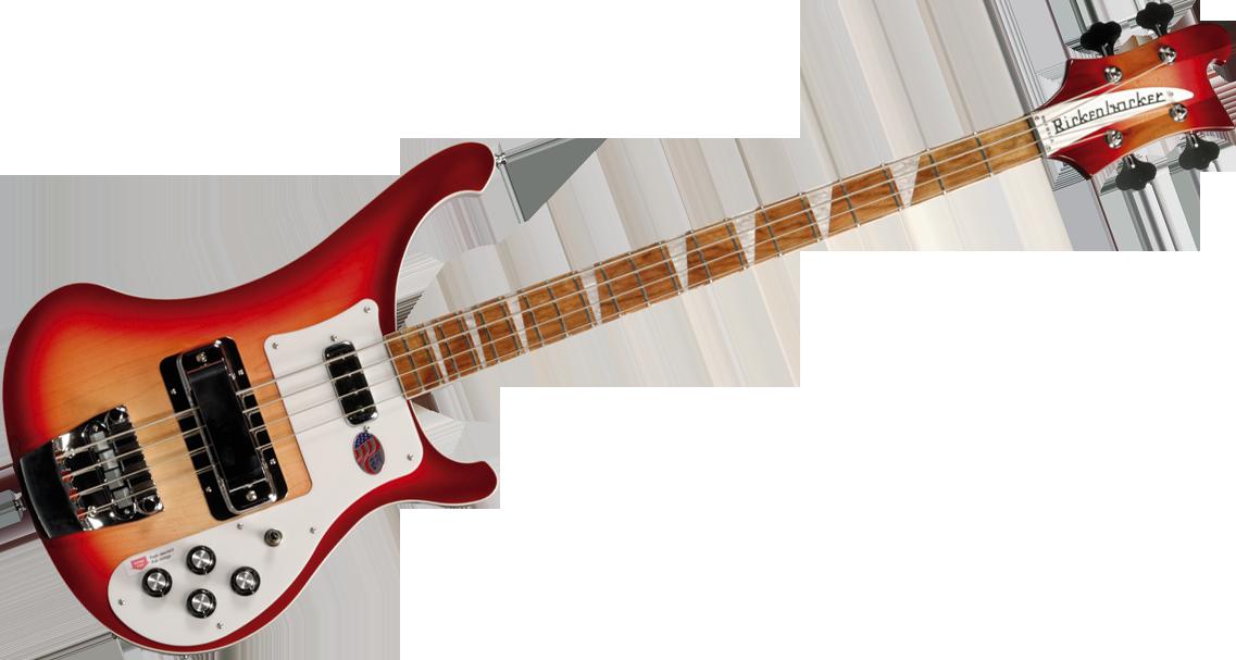 micro guitare rickenbacker