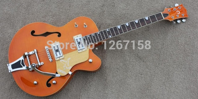 micro guitare rockabilly