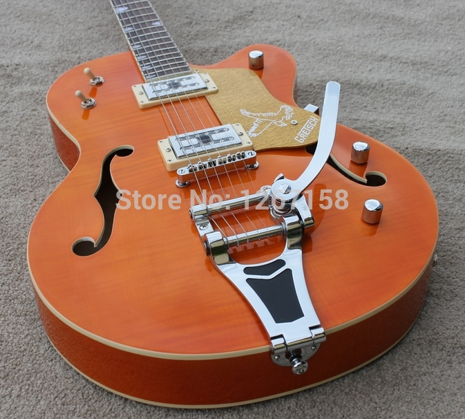 micro guitare rockabilly