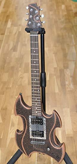 micro guitare rouille