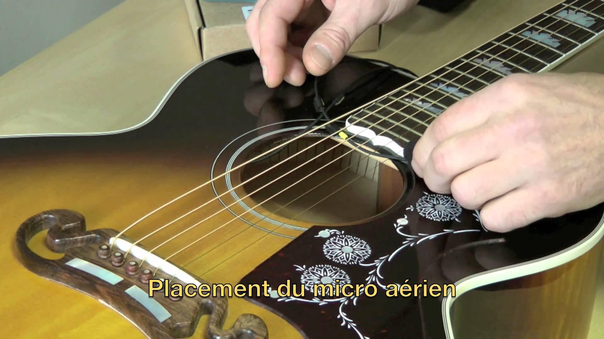 micro guitare seche