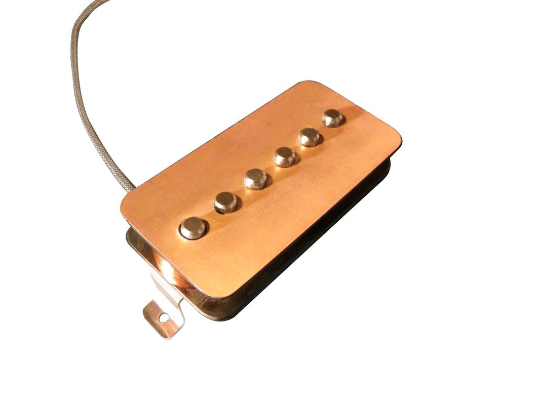 micro guitare simple bobinage