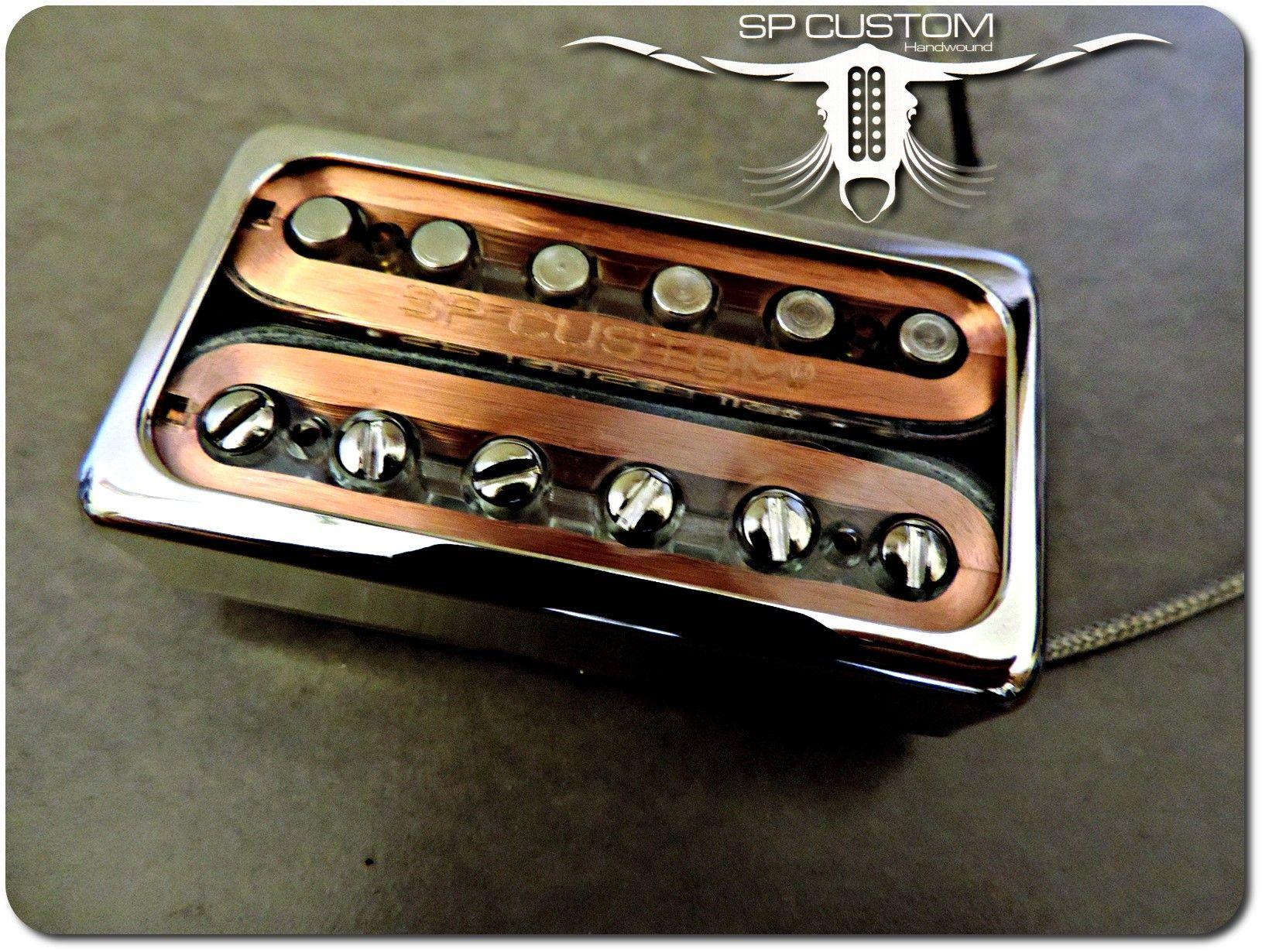 micro guitare sp custom