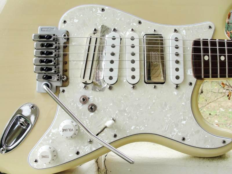 micro guitare sur basse