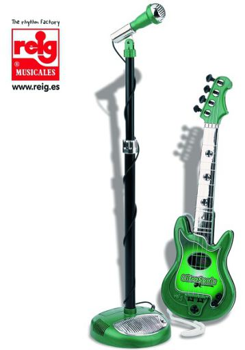 micro guitare ultrasonic