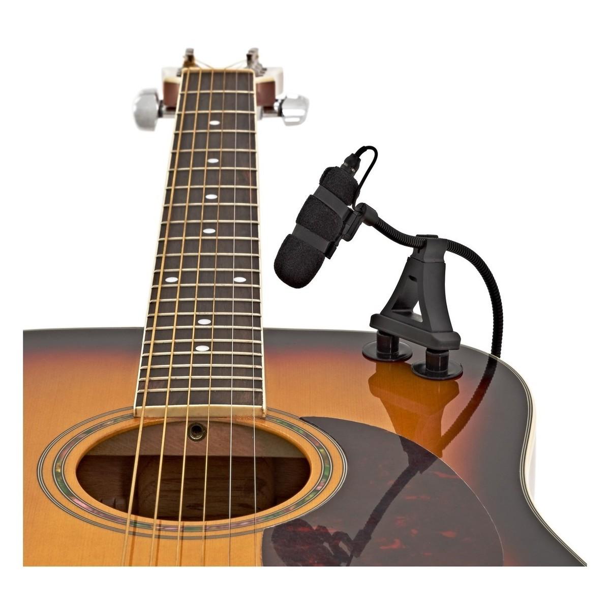 micro guitare ventouse