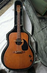 micro guitare vintage