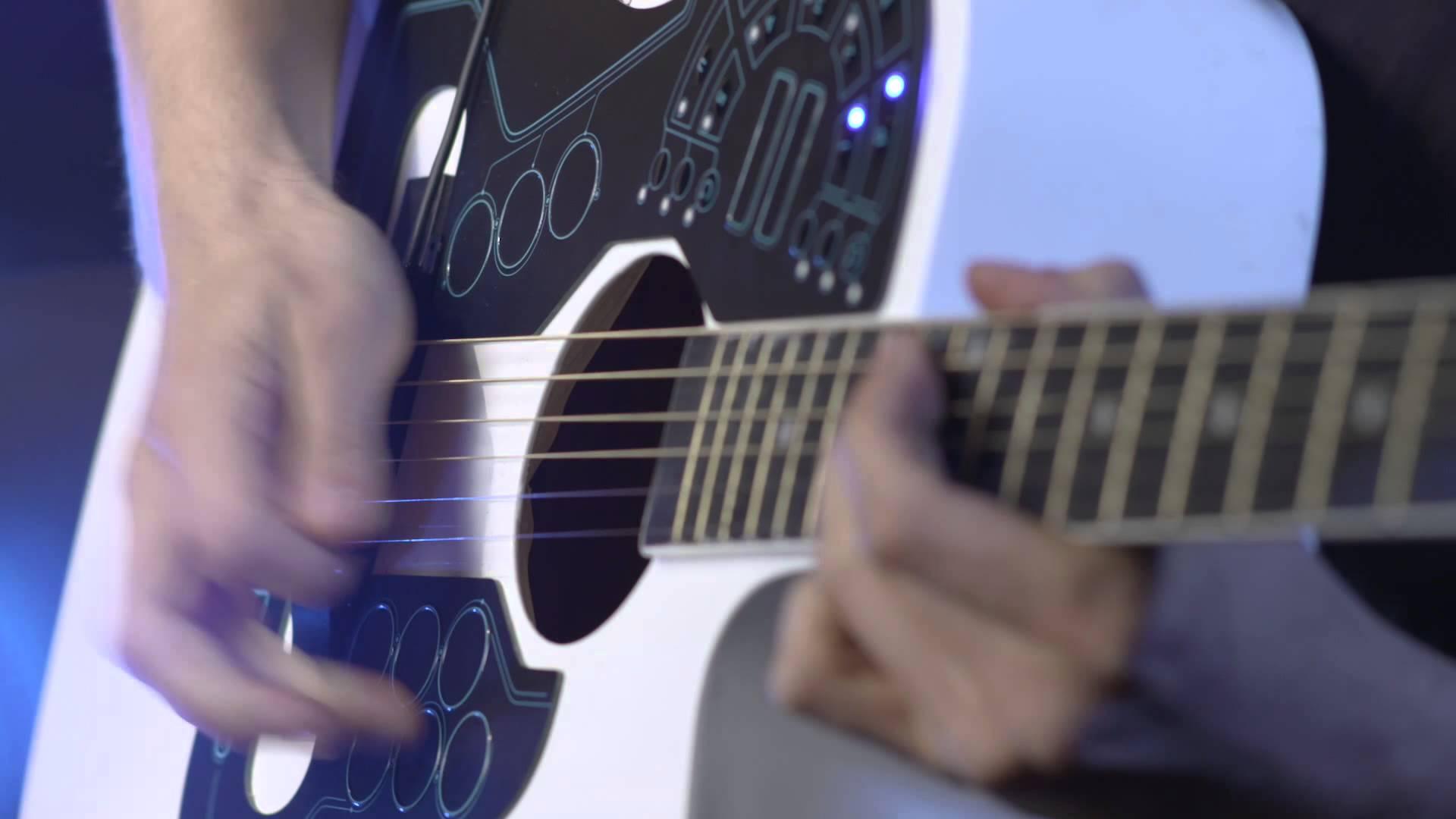 micro guitare wifi