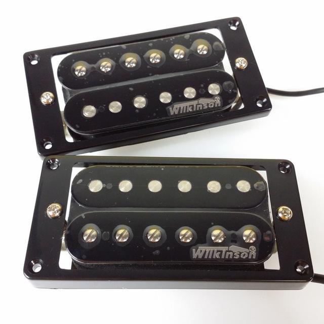 micro guitare wilkinson