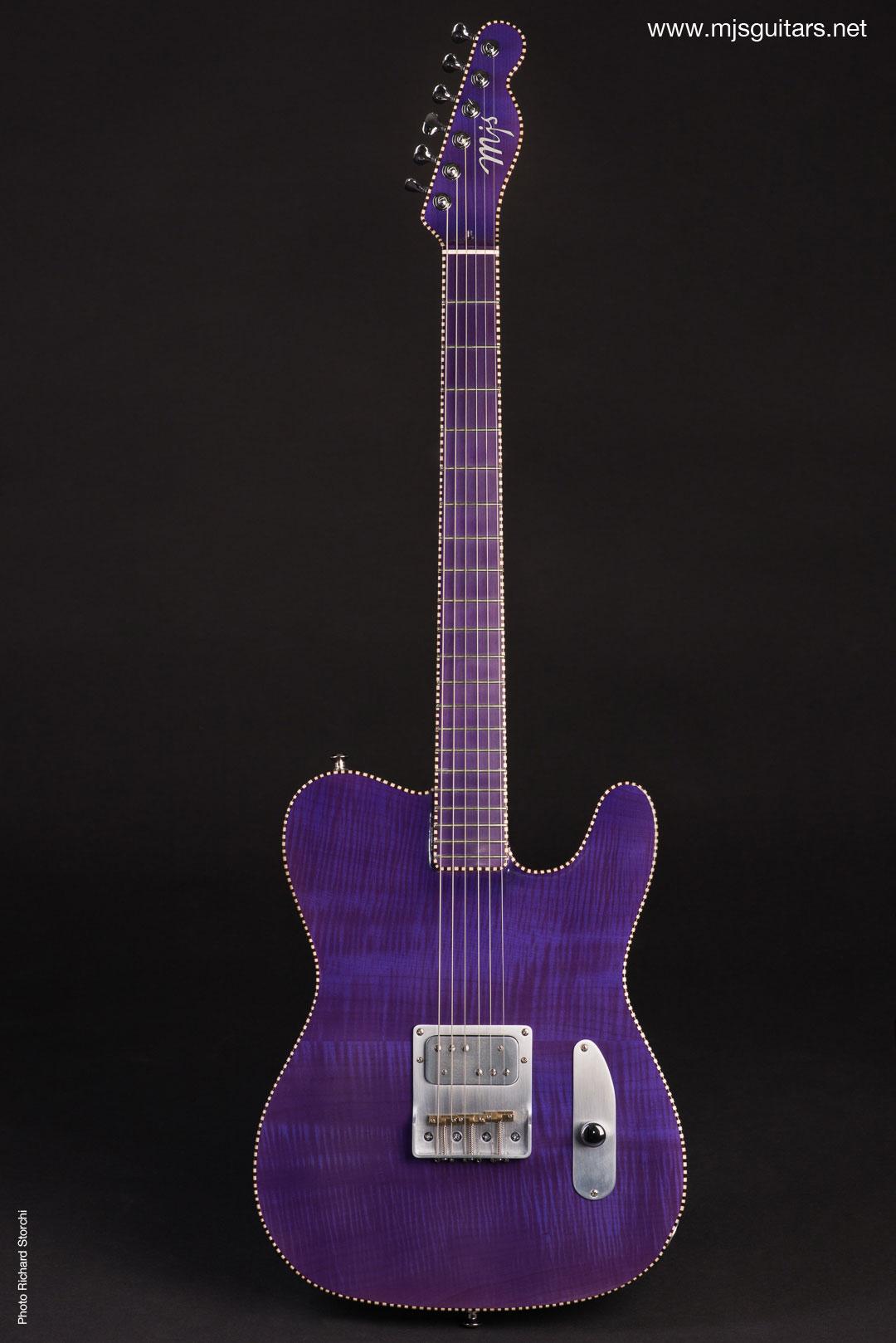 micro guitare zz top