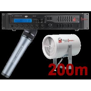 micro sans fil anti larsen