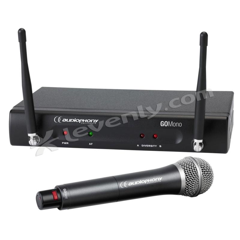 micro sans fil audiophony