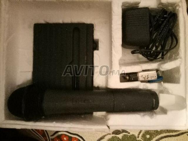 micro sans fil avito