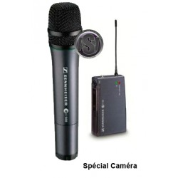 micro sans fil camescope