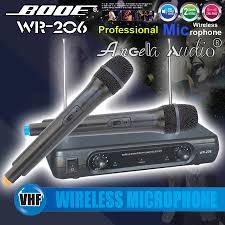 micro sans fil de qualite