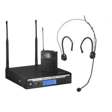 micro sans fil electro voice