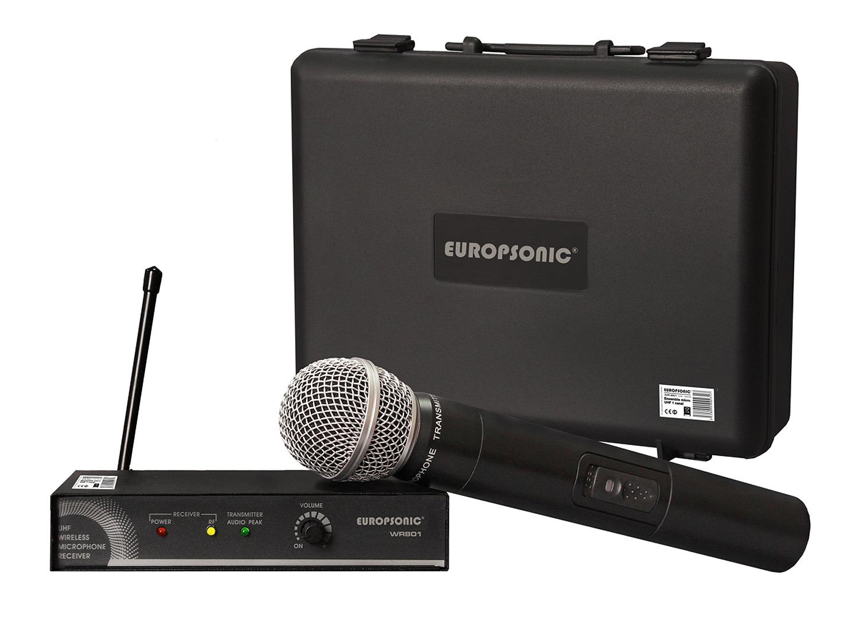 micro sans fil europsonic