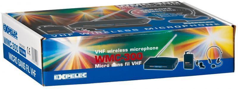 micro sans fil expelec wmc-300