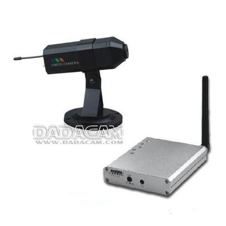 micro sans fil exterieur