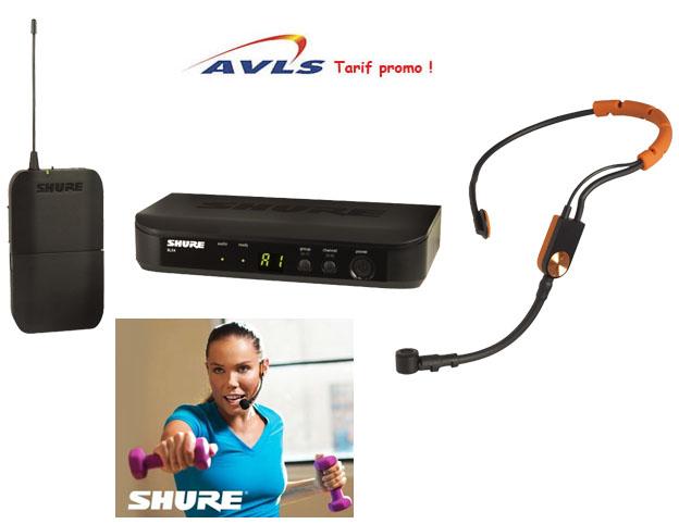 micro sans fil fitness