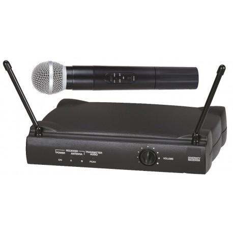 micro sans fil instrument