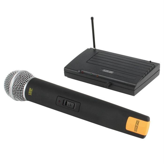 micro sans fil konig
