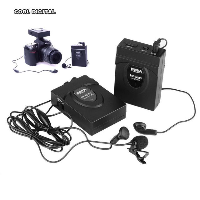 micro sans fil nikon