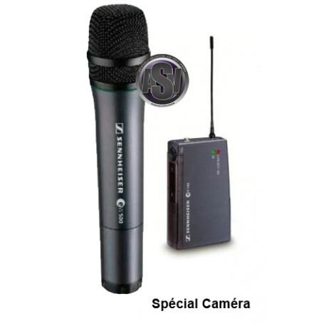 micro sans fil pour camera