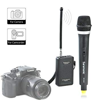 micro sans fil pour camescope