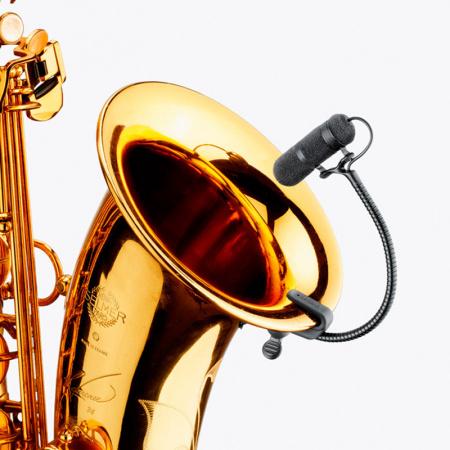 micro sans fil pour saxophone