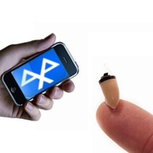 micro sans fil pour smartphone