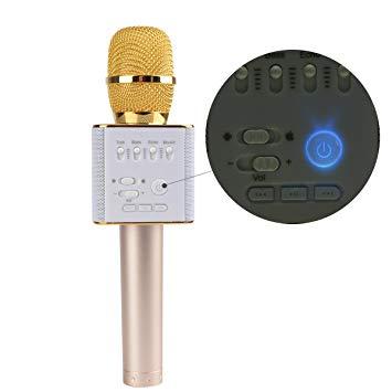 micro sans fil qui gresille