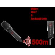 micro sans fil rackable